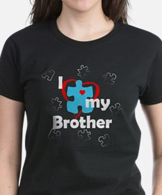 I Love My Brother - Autism Tee