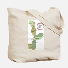 Hold Everything! TN HWY 51 Tote Bag