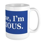Hilarious Large Mug