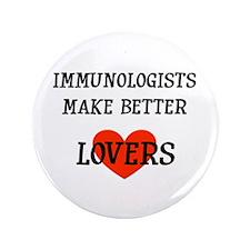 "Immunologist Gift 3.5"" Button"