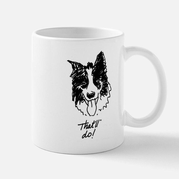 That'll do! Mug