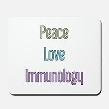 Immunologist Gift Mousepad