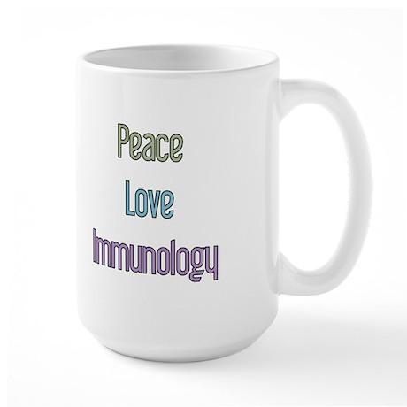 Immunologist Gift Large Mug