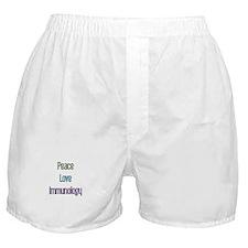 Immunologist Gift Boxer Shorts