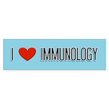 Immunologist Gift Bumper Bumper Sticker
