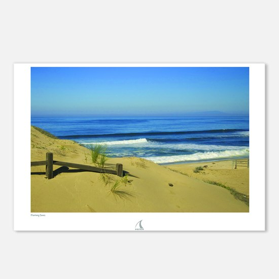 Cute Beach picture Postcards (Package of 8)