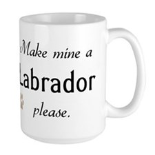 Make Mine Labrador Mug