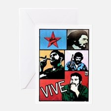 Che Artwork Greeting Card