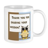 Appreciation Standard Mugs (11 Oz)