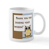 Appreciation Standard Mugs (11 Oz)