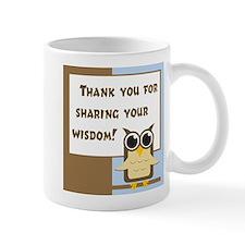 Teacher Appreciation Small Mug