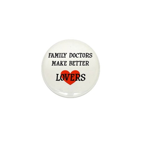 Family Doctor Gift Mini Button