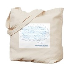 Web Dev Buzz Words Tote Bag