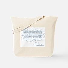 Web Dev Buzz Words Tote Bag