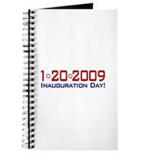 1-20-2009 Obama Inauguration Day Journal