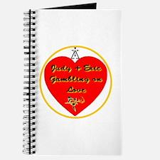 Gambling on Love Journal