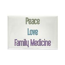 Family Doctor Gift Rectangle Magnet