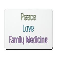 Family Doctor Gift Mousepad