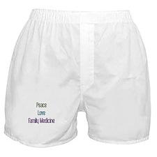 Family Doctor Gift Boxer Shorts