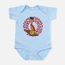 Make My Geisha Funky Infant Bodysuit