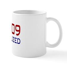1-20-2009 Obama Dream Realized Mug