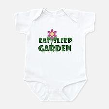 Eat Sleep Garden Infant Bodysuit