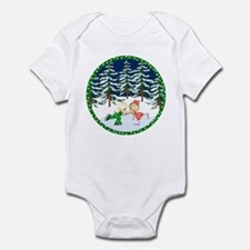 Winter Skaters Infant Bodysuit