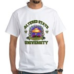 ALTERED STATE White T-Shirt
