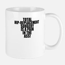 Total Hip Replacement Surgery Small Small Mug