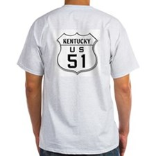 Funny Route 51 T-Shirt
