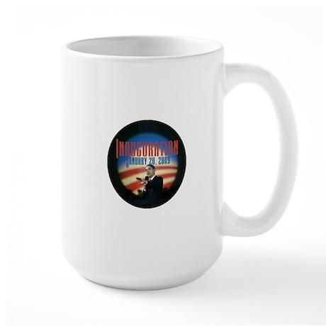 Inaugural Logo Large Mug