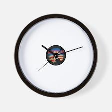 Inaugural Logo Wall Clock