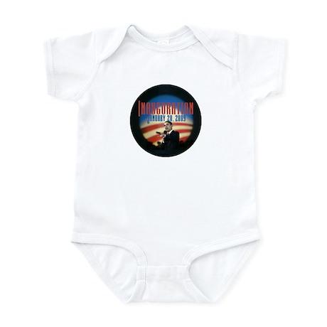 Inaugural Logo Infant Bodysuit