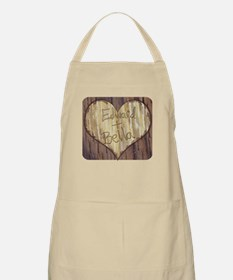 Twilight Heart BBQ Apron