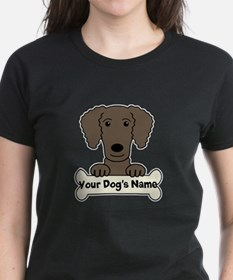 Personalized Curly-Coated Ret Tee
