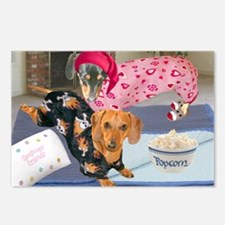 Sleepover Postcards (Package of 8)
