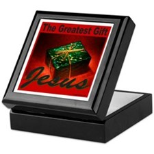 JESUS CHRISTMAS Keepsake Box