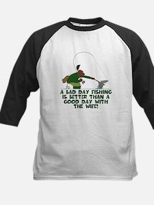 Funny Fly Fishing Tee