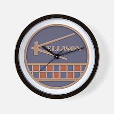 Kellison Wall Clock