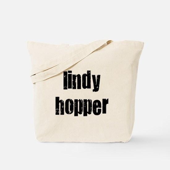 Lindy Hopper Tote Bag