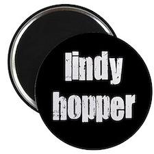 Lindy Hopper Magnet