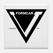 Formcar Early Logo Tile Coaster