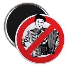 SAY NO TO MIMES Magnet