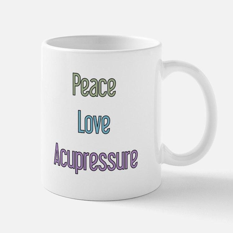Cute Acupressure Mug