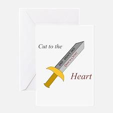 Cute Word of god Greeting Card