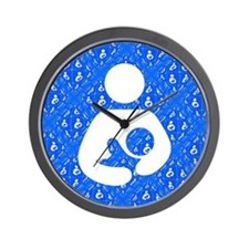 IBFS Quilt Wall Clock