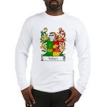 Valuev Family Crest Long Sleeve T-Shirt
