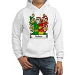 Valuev Family Crest Hooded Sweatshirt