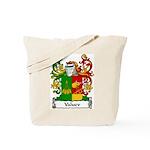 Valuev Family Crest Tote Bag