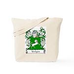 Verigin Family Crest Tote Bag